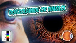 Dorzolamide or timolol - Your EYEBALLS - EYNTK 👁️👁️💉😳💊🔊💯✅