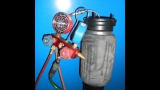 Ремонт пневмоподвески Мерседес W-220. How to Find the Leak in Your Airmatic Suspension.