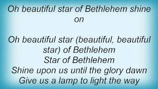Judds - Beautiful Star Of Bethlehem Lyrics