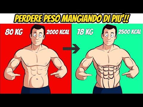 Come perdere peso in modo permanente e naturale