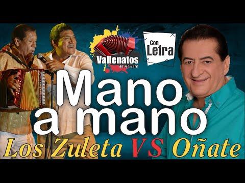 Gran Mano A Mano Poncho Zuleta Y Jorge...
