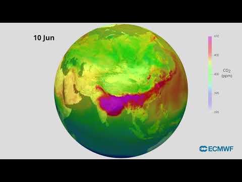 CO2 EMISSIONS UP