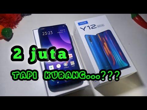 Tripel Kamera Baterai 5000mah Harga 2 jutaan | Vivo Y12