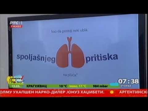 Hipertenzija stupanj tlaka 3