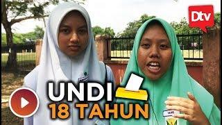 Undi 18 tahun: Apa kata pelajar sekolah