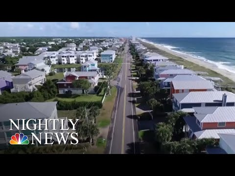 Hurricane Florence Expected To Bring Dangerous Storm Surge To The Carolinas | NBC Nightly News