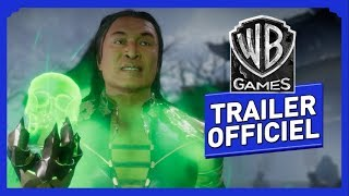 Mortal Kombat 11 - Shang Tsung / Kombat Pack -  Trailer de Gameplay