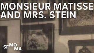 Henri Matisse - Sarah Stein