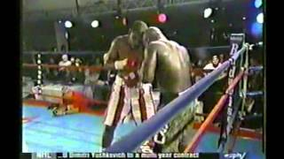 James Toney vs Ramon Garbey Part 3