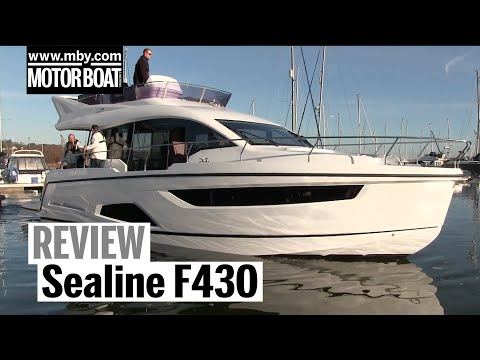 Sealine F430 | Review | Motor Boat & Yachting
