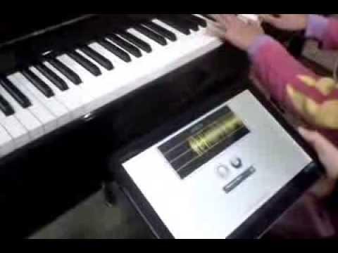 Video of Audio Recorder