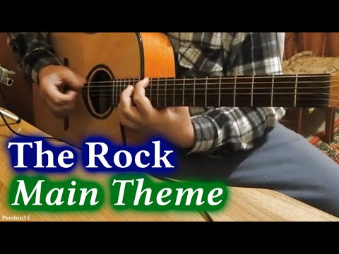 The Rock - Main theme | Hans Zimmer (cover by iv_pershin)