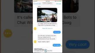 Review of Chatbots Magazine