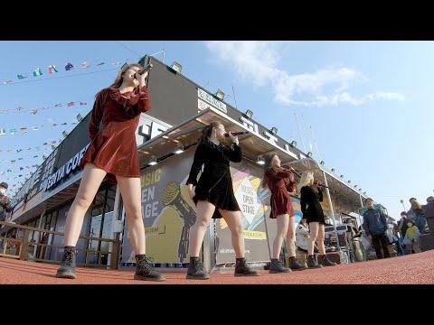 아모르 파티 | 김연자 - 걸그룹 홀릭스(HOLICS) 파주 공연 chulwoo 직캠(Fancam)