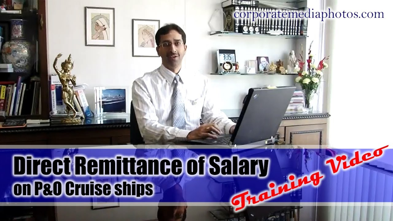 Direct Remittance of Salaries. FMSI