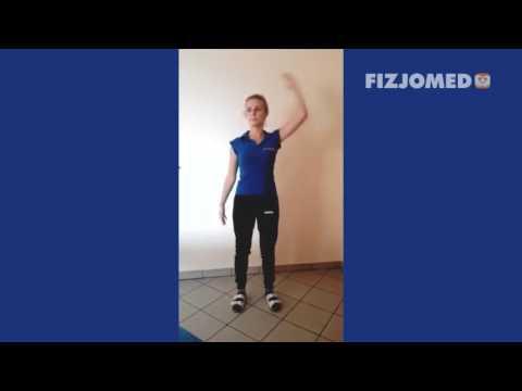 Ćwiczenia na mięśnie barków z hantlami w domu