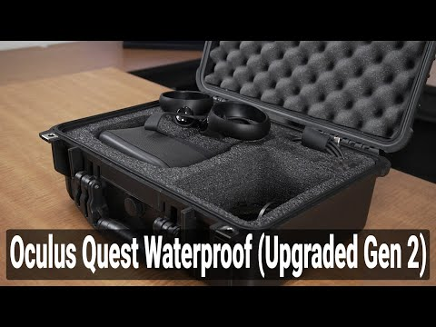 Oculus Quest Waterproof Case - Featured Youtube Video