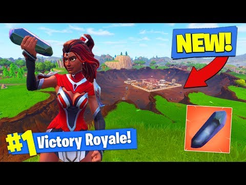 , title : '*NEW* SEASON 4 GAMEPLAY + GRAVITY CRYSTALS In Fortnite Battle Royale!'