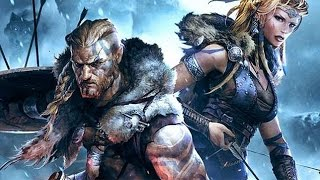 VIKINGS Wolves of Midgard Trailer (PS4 / Xbox One) 2017