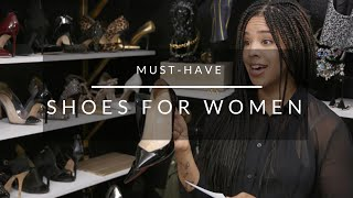 Must-Have Shoes For Women