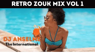 DJ Anselme   Retro Zouk Mix