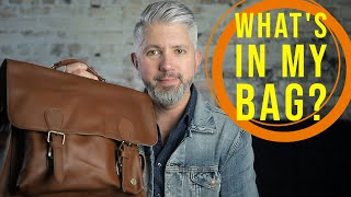 Whats In My Laptop Bag | 2020 Edition
