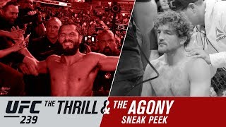 UFC 239: The Thrill and the Agony - Sneak Peek