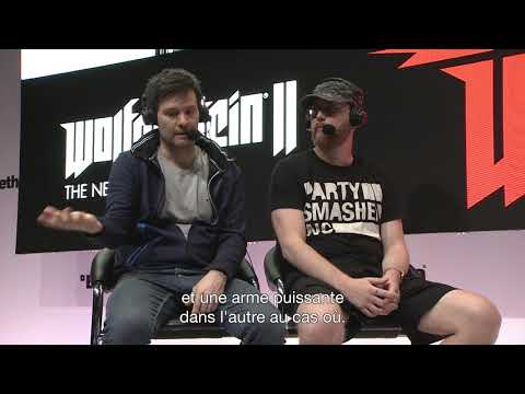 Wolfenstein II  : The New Colossus  - Nouvelle interview vidéo sur la puissance de B.J de Wolfenstein II : The New Colossus