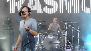 The Rasmus - First Day Of My Life (live in St Petersburg 2014, Юлмарт E-Motion)
