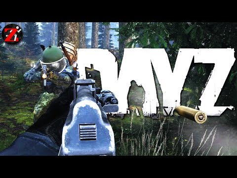 Squad Fights And Night Frights In DayZ!