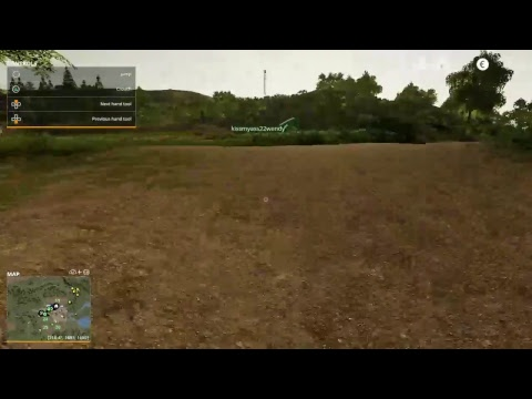 CAMPING ON FDR FARMING SIMULATOR 19 // FS19 CAMPING POLARIS