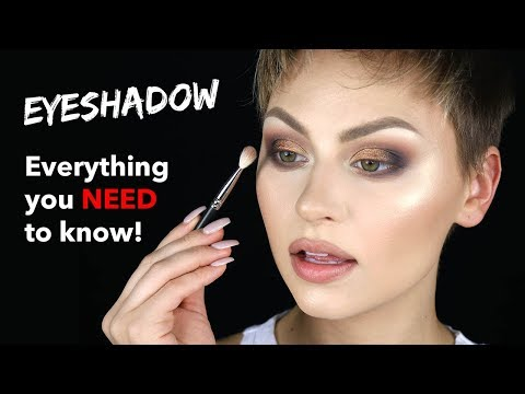 EYESHADOW: Everything You Need To Know | Alexandra Anele