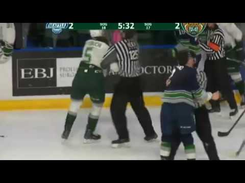 Montana Onyebuchi vs. Austin Strand