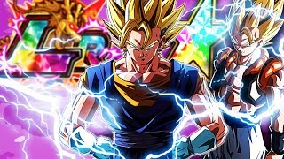 MUST SEE D-FREE LUCK BACK TO BACK DBZ DOKKAN BATTLE LR SUMMONS!
