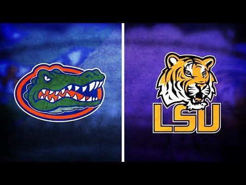 Florida vs. LSU Hype Video | CampusInsiders