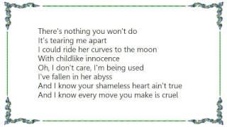 Josh Kelley - Shameless Heart Lyrics