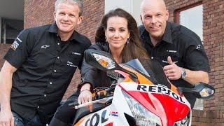 MotoGP persconferentie Eurosport 19-02-2015