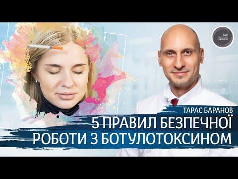 5 правил безопасной работы с ботулотоксином