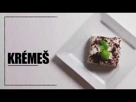 Krémeš - typický slovenský dezert