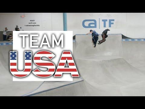 USA Skateboarding Olympic Team Announcement | Recap