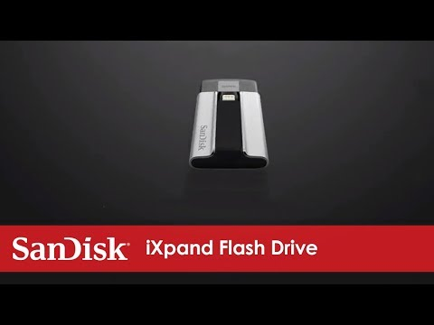 Lecteur flash SanDisk iXpand