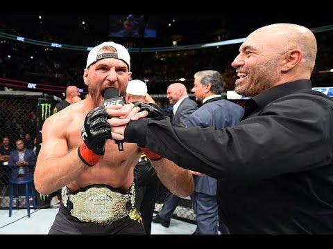 UFC 220: Miocic vs Ngannou - Press Conference