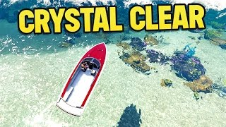 The Indian Ocean Mod? | GTA 5 Clear Ocean Water Mod