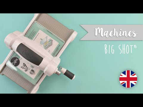 How to use the Big Shot Machine