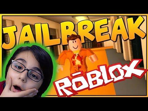 ROBLOX'DA JAILBREAK CANLI YAYIN - Roblox