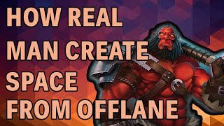 7K MMR Offlaner backseats me playing Axe   Road to 6k MMR EP 5