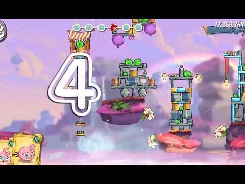 THE STELLA ADVENTURE - STAGE 4 - ANGRY BIRDS 2 Mp3