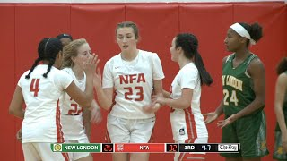 Highlights: NFA 52, New London 38