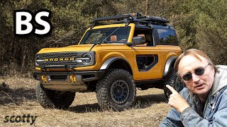 Here's Why Ford Broncos Now Cost Over $120,000 and I'm Mad as Hell