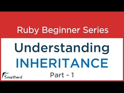 #45 Ruby Tutorial: Inheritance In Ruby Object Oriented Programming
